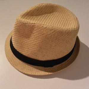 Men's Fedora Hat - S/M